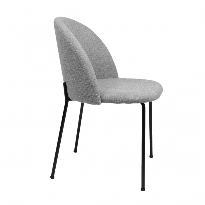 DINING CHAIR NOA - GREY