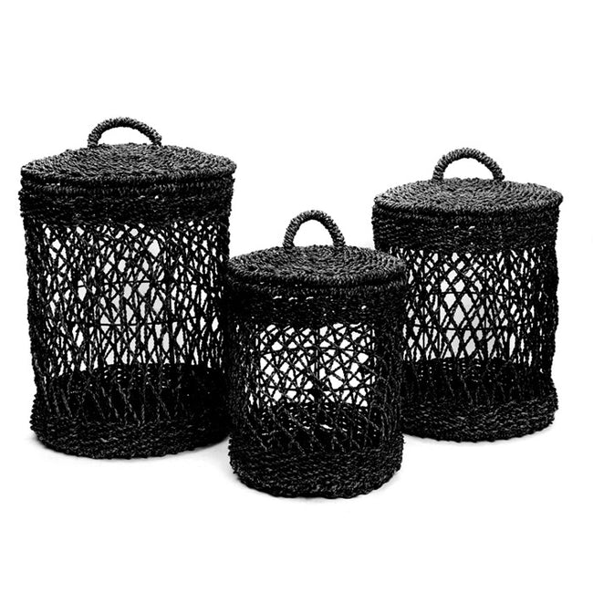 THE LAUNDRY BASKET – BLACK