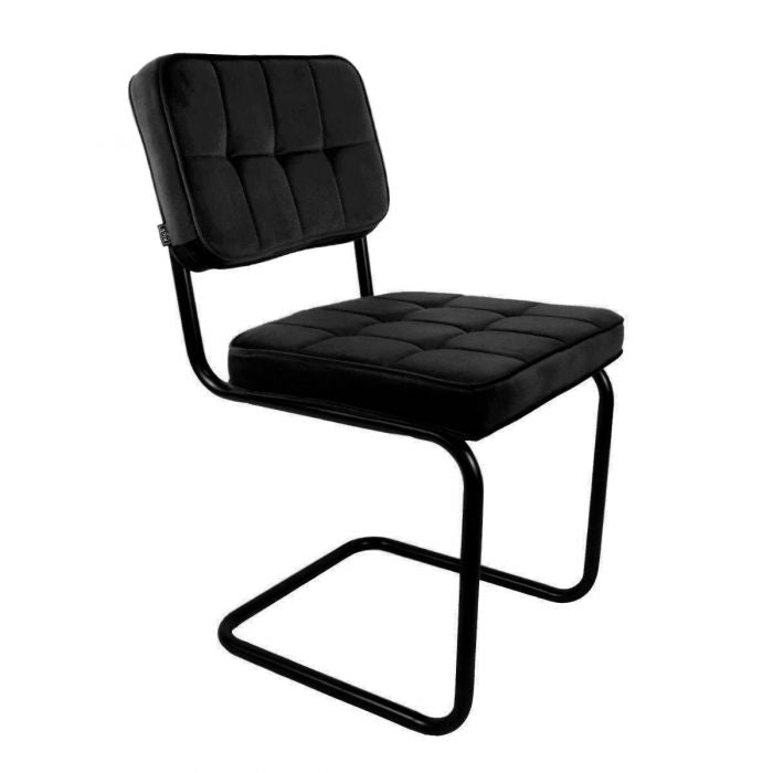 DINING CHAIR IVY - BLACK