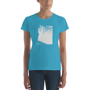 Arizona Roots Ladies Tee - OnlyInYourState Apparel