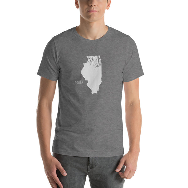 Illinois Roots - OnlyInYourState Apparel