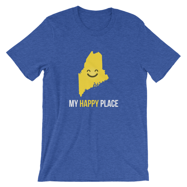 ME Is My Happy Place - OnlyInYourState Apparel