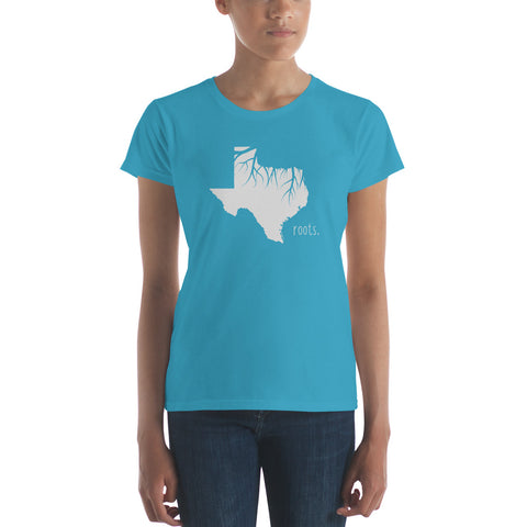 Texas Roots Ladies Tee