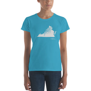 Virginia Roots Ladies Tee
