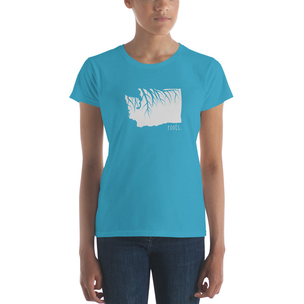 Washington Roots Ladies Tee