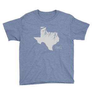 Texas Roots Kids Tee - OnlyInYourState Apparel