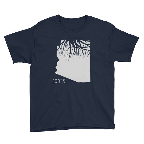 Arizona Roots Kids Tee - OnlyInYourState Apparel