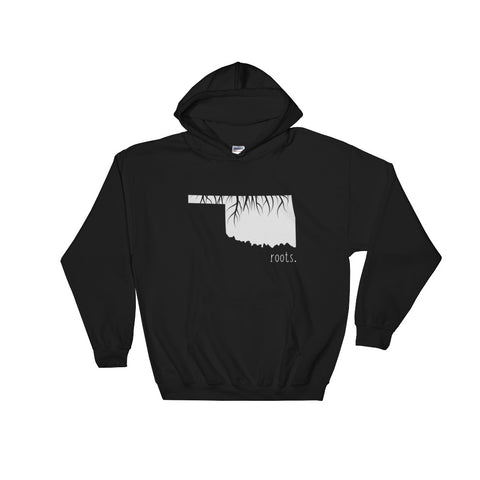 Oklahoma Roots Hoodie - OnlyInYourState Apparel