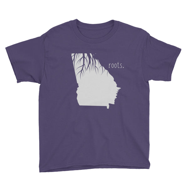 Georgia Roots Kids Tee - OnlyInYourState Apparel