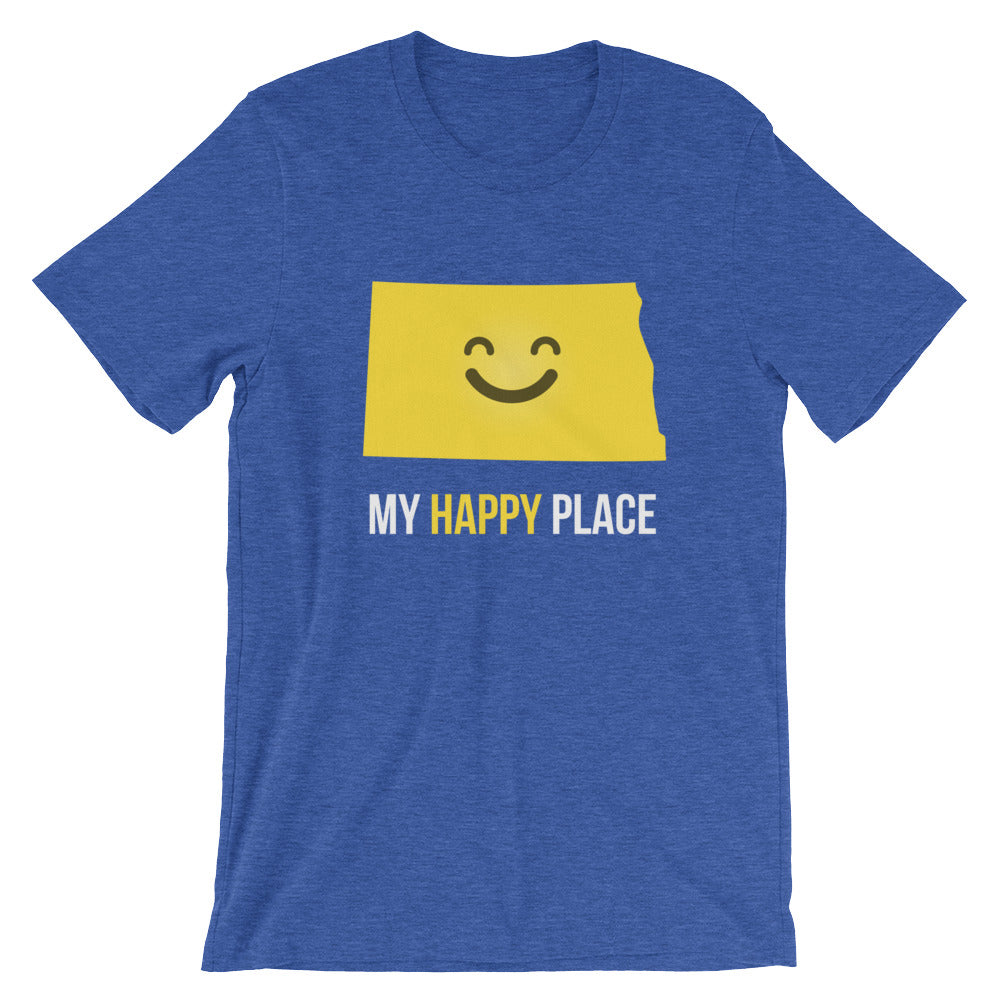ND Is My Happy Place - OnlyInYourState Apparel