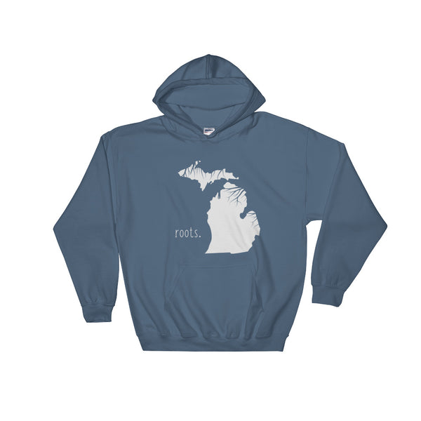 Michigan Roots Hoodie - OnlyInYourState Apparel
