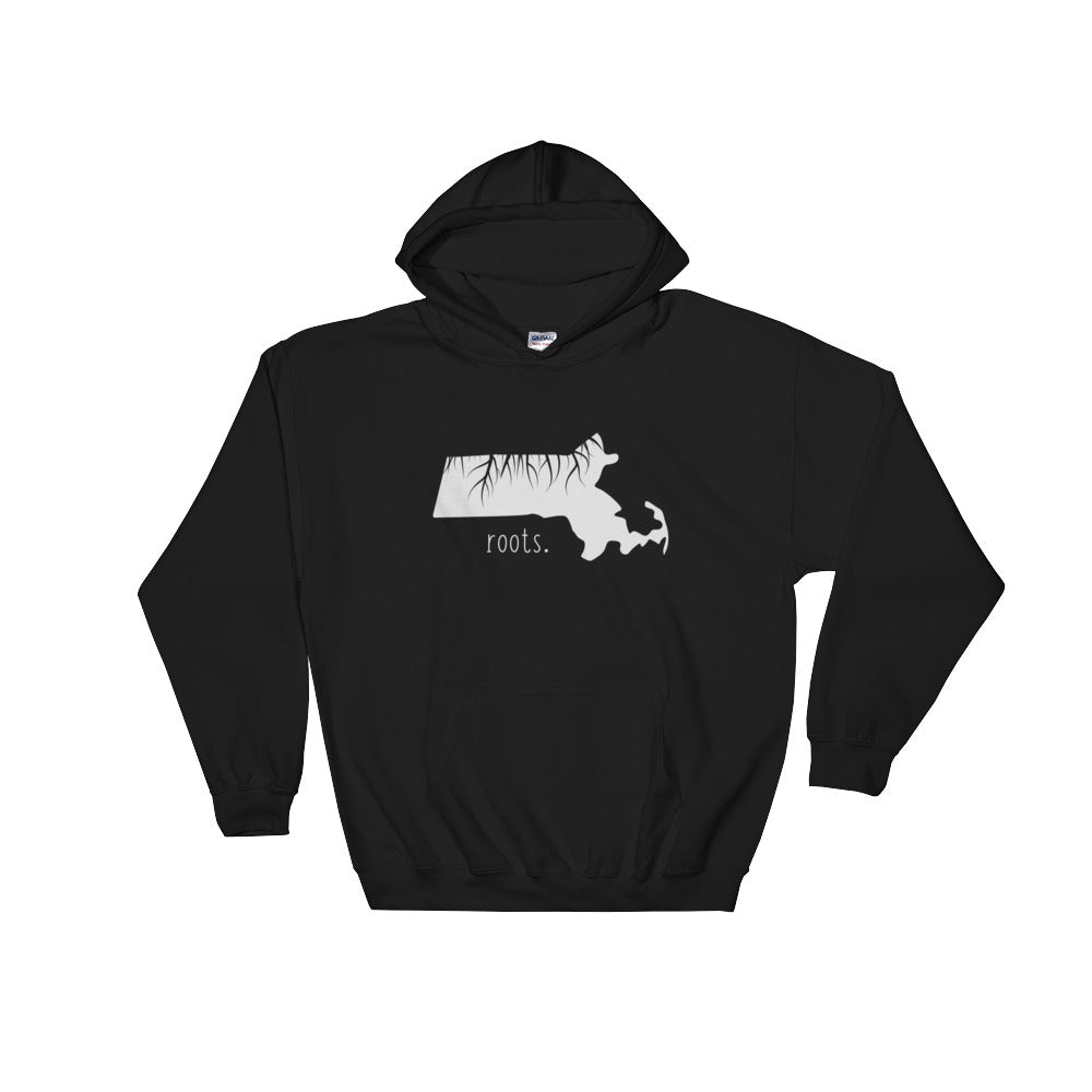 Massachusetts Roots Hoodie - OnlyInYourState Apparel