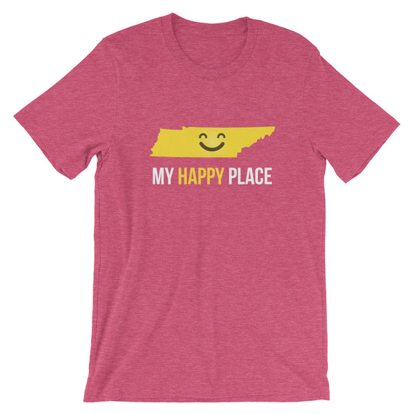 TN Is My Happy Place - OnlyInYourState Apparel