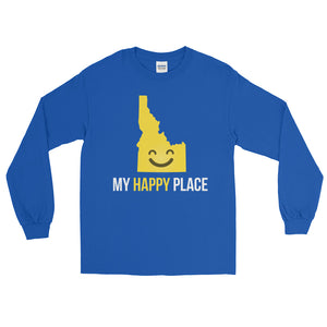 ID Is My Happy Place Long Sleeve