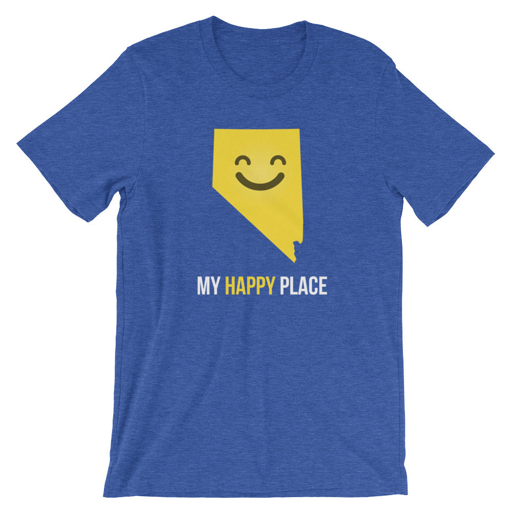 NV Is My Happy Place - OnlyInYourState Apparel