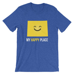 WY Is My Happy Place - OnlyInYourState Apparel