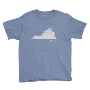 Virginia Roots Kids Tee - OnlyInYourState Apparel