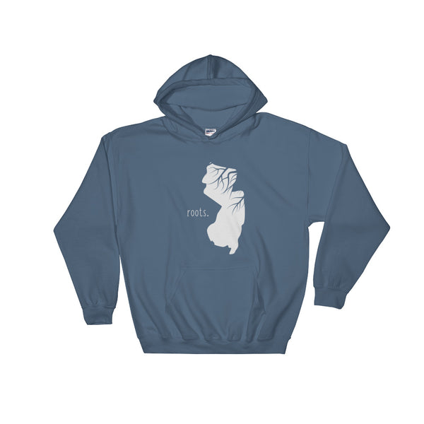 New Jersey Roots Hoodie - OnlyInYourState Apparel