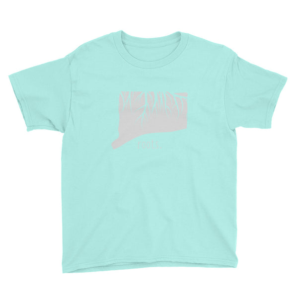 Connecticut Roots Kids Tee - OnlyInYourState Apparel