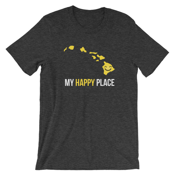 HI Is My Happy Place - OnlyInYourState Apparel
