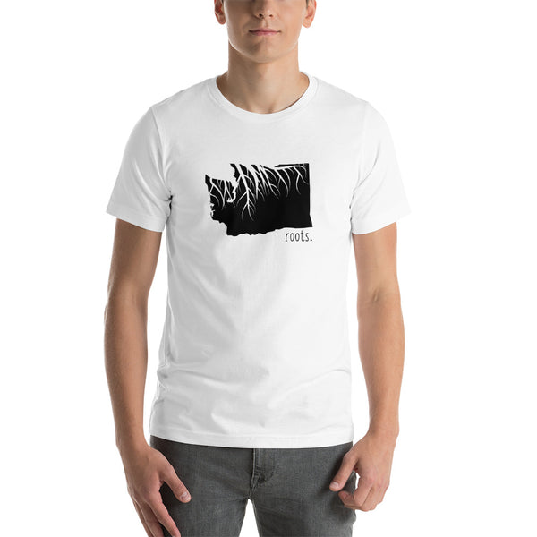 Washington Roots - OnlyInYourState Apparel