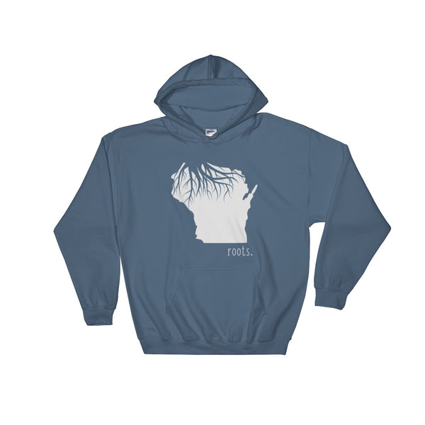Wisconsin Roots Hoodie - OnlyInYourState Apparel
