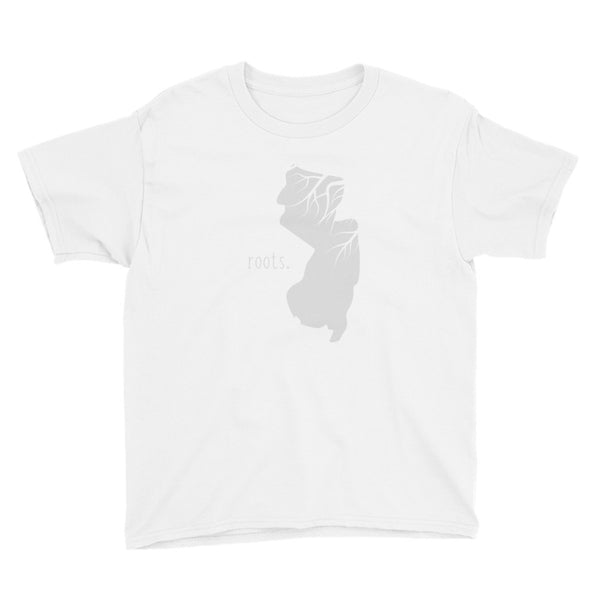 New Jersey Roots Kids Tee - OnlyInYourState Apparel