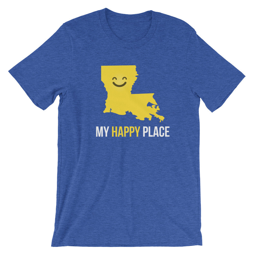 LA Is My Happy Place - OnlyInYourState Apparel