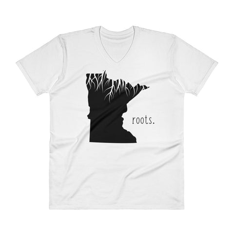 Minnesota Roots V-Neck T-Shirt
