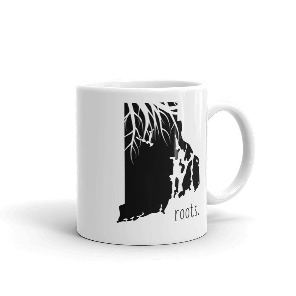 Rhode Island Roots Mug - OnlyInYourState Apparel