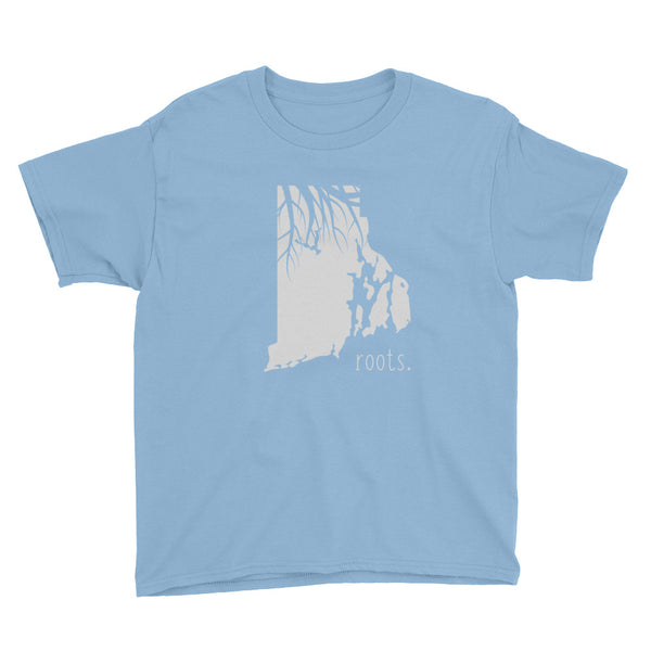 Rhode Island Roots Kids Tee - OnlyInYourState Apparel