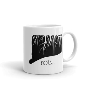 Connecticut Roots Mug - OnlyInYourState Apparel