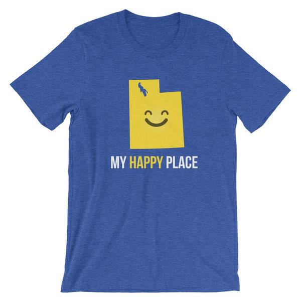 UT Is My Happy Place - OnlyInYourState Apparel