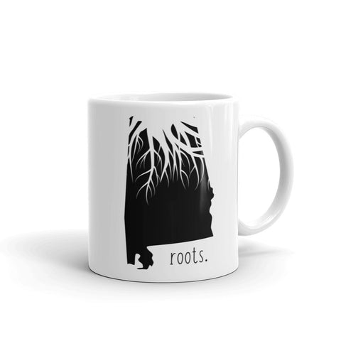 Alabama Roots Mug - OnlyInYourState Apparel