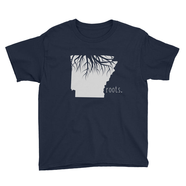 Arkansas Roots Kids Tee - OnlyInYourState Apparel