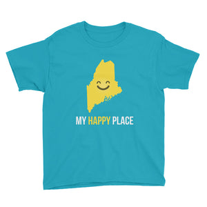 ME Is My Happy Place Kids Tee - OnlyInYourState Apparel