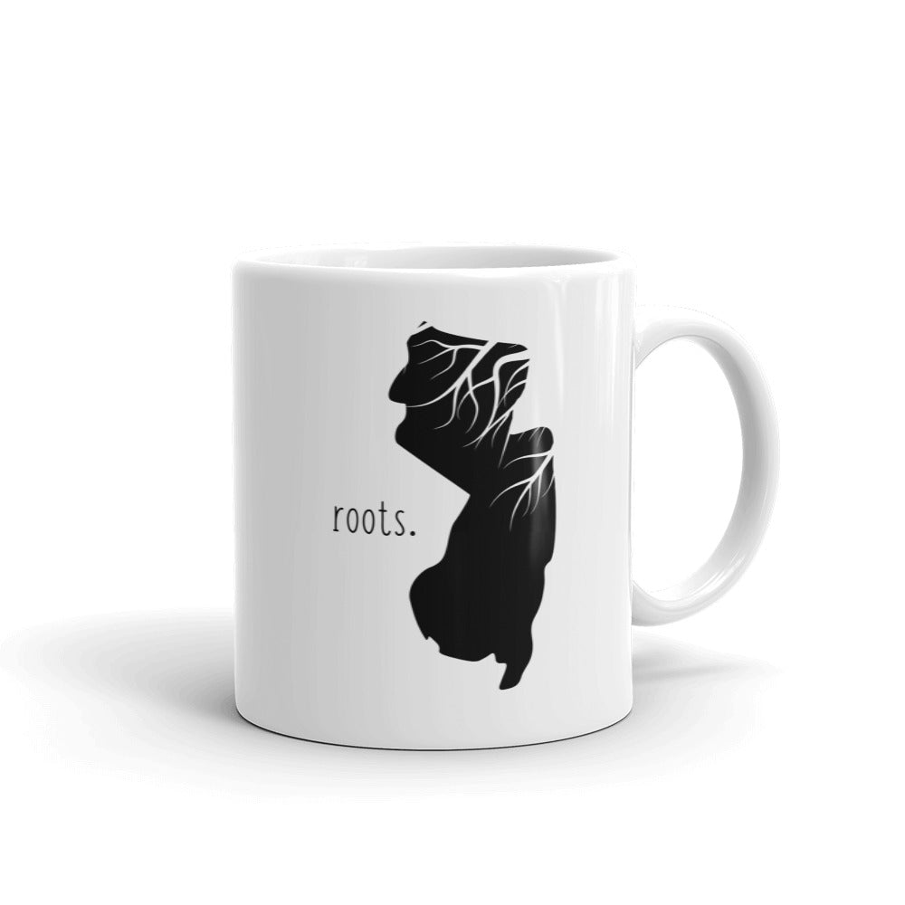 New Jersey Roots Mug - OnlyInYourState Apparel