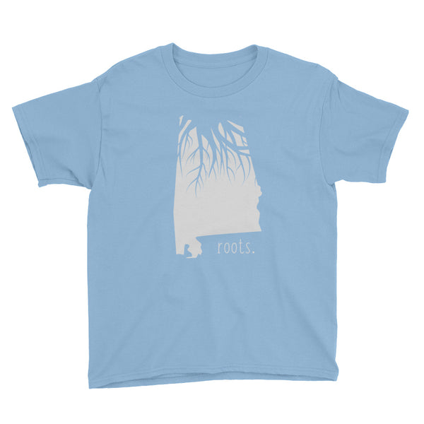 Alabama Roots Kids Tee - OnlyInYourState Apparel