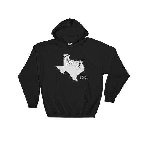 Texas Roots Hoodie - OnlyInYourState Apparel