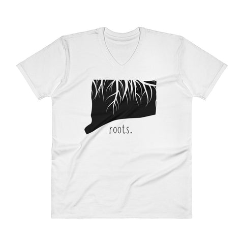 Connecticut Roots V-Neck T-Shirt