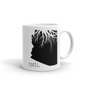 Arizona Roots Mug - OnlyInYourState Apparel