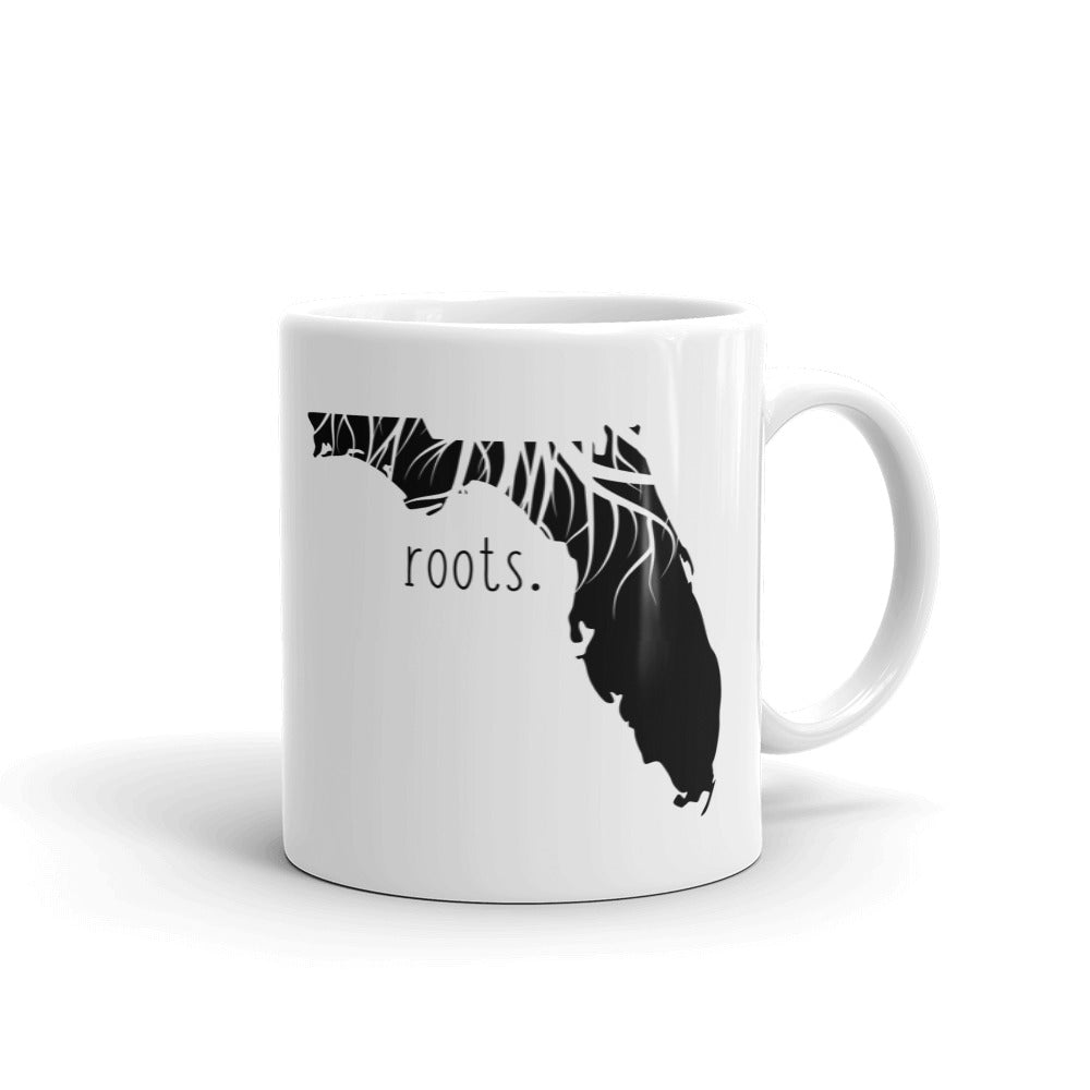 Florida Roots Mug - OnlyInYourState Apparel