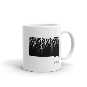 South Dakota Roots Mug - OnlyInYourState Apparel