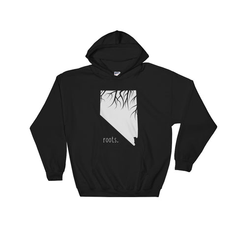 Nevada Roots Hoodie - OnlyInYourState Apparel