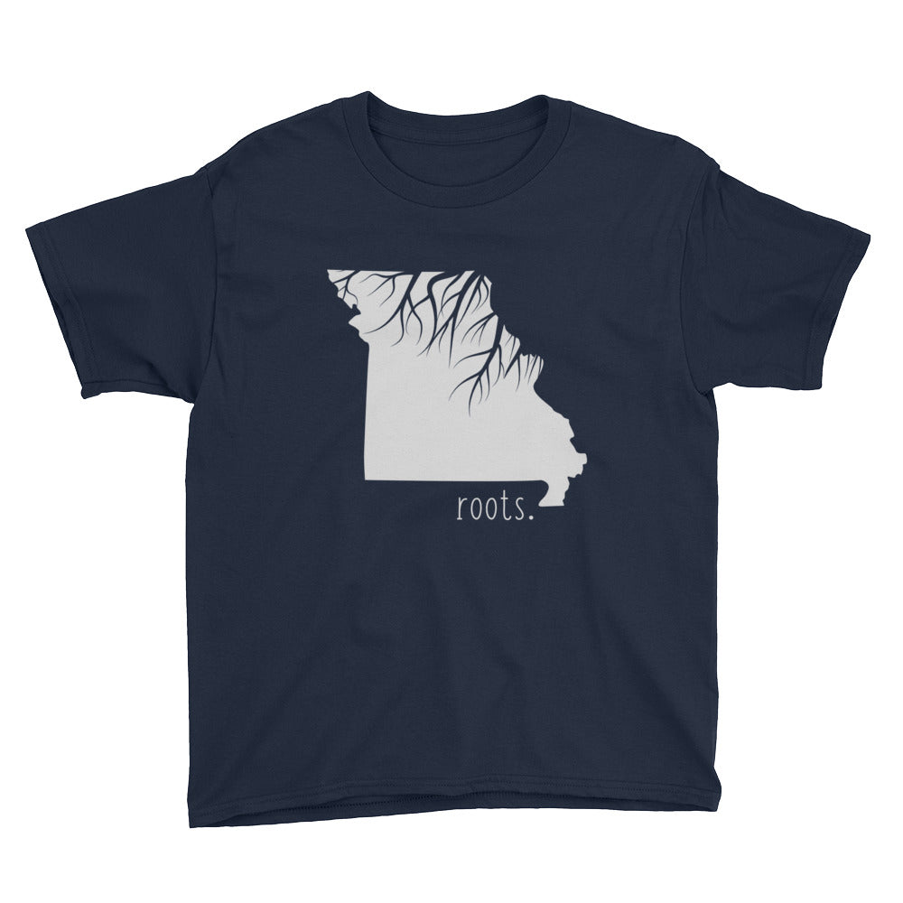 Missouri Roots Kids Tee - OnlyInYourState Apparel