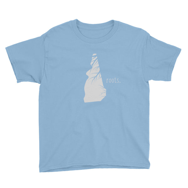 New Hampshire Roots Kids Tee - OnlyInYourState Apparel