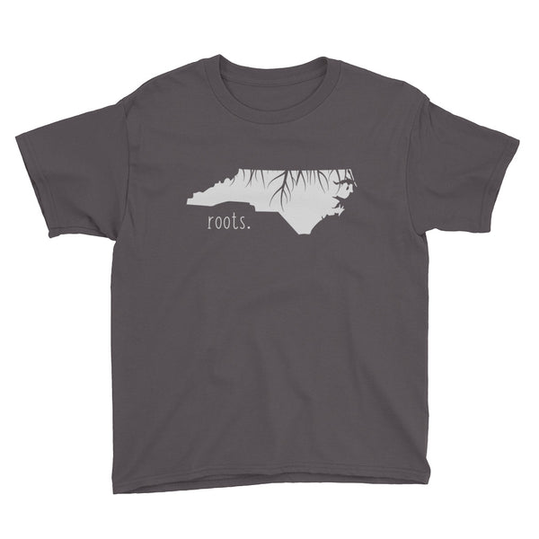 North Carolina Roots Kids Tee - OnlyInYourState Apparel