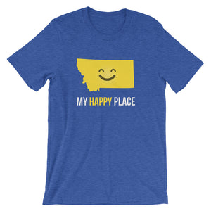 MT Is My Happy Place - OnlyInYourState Apparel