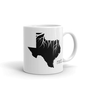 Texas Roots Mug - OnlyInYourState Apparel