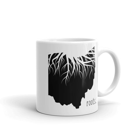 Ohio Roots Mug - OnlyInYourState Apparel